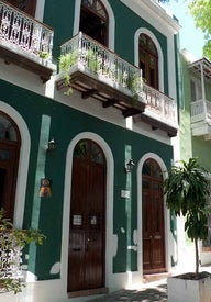 Colonial architecture in Puerto Rico
