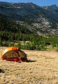 Mind-blowing parks and camping in California