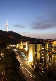 Best places to stay in Seoul