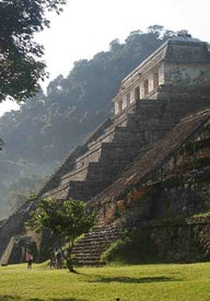 Mexico's top ancient ruins