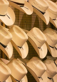 Broncs and buckaroos: On the cowboy trail in Texas