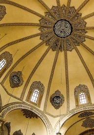 Istanbul's architectural highlights
