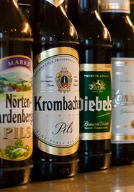 Finding the best German beer
