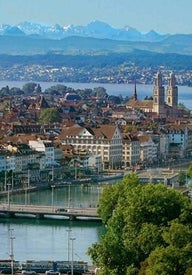 Best places to stay in Zürich