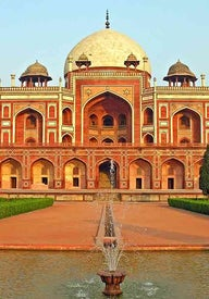 Historic sites in Delhi