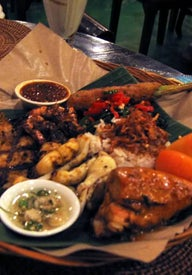 Bali's best restaurants