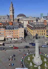 Best places to stay in Lille