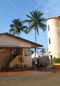 Best places to stay in Sierra Leone
