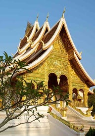 World Heritage sites in Luang Prabang