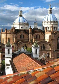 Top historic sites in Ecuador