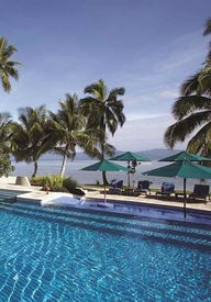 Family-friendly resorts and islands in Fiji