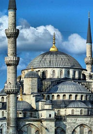 Mosques of Istanbul