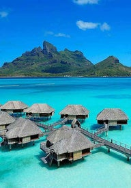 Best places to stay in Bora Bora