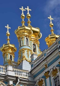 Top things to do in St Petersburg