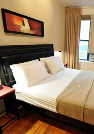 Bargain beds in New York City