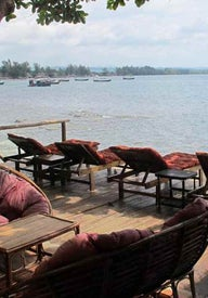 Best places to stay in Sihanoukville