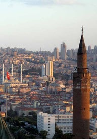 Turkey's top cities