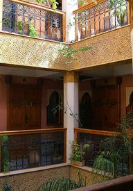 Best affordable riads in Marrakesh