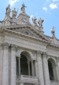 Rome's historic churches