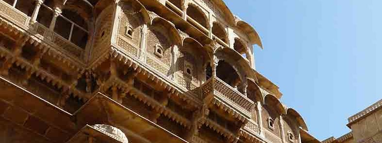 Jaisalmer Fort by Ashwin Kumar
