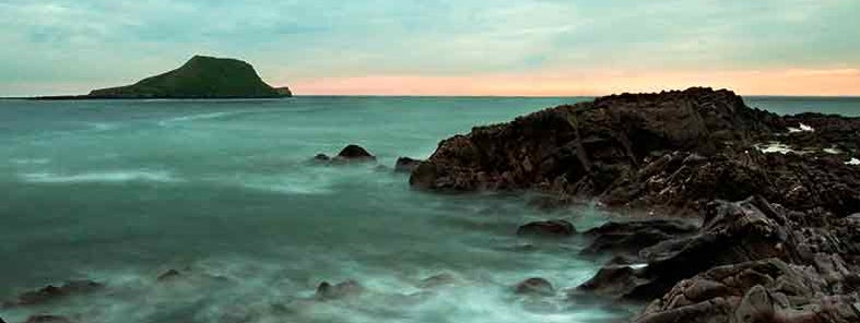 Worm's Head, Gower Peninsula by Ant Jackson