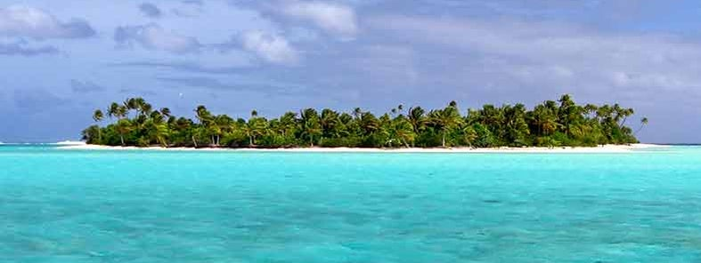 Aitutaki, Cook islands by Christina Spicuzza