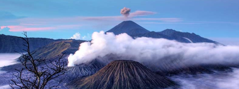 Gunung Bromo by Michael Day