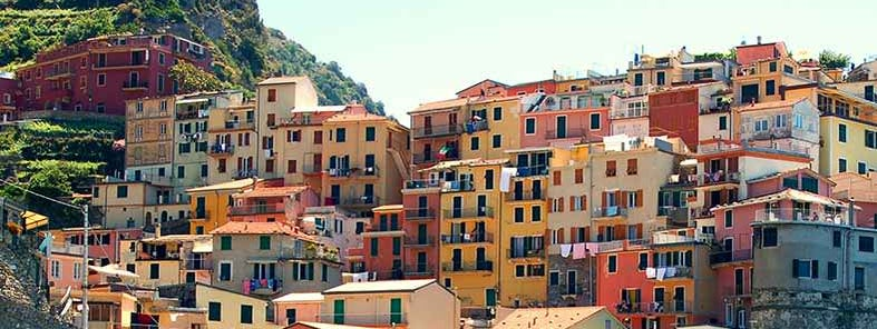 Cinque Terre by Brian Stacey
