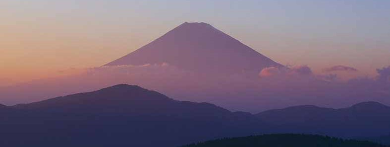 Mt Fuji by hoge asdf