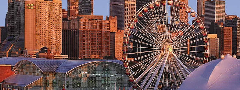 Navy Pier by DiscoverDuPage