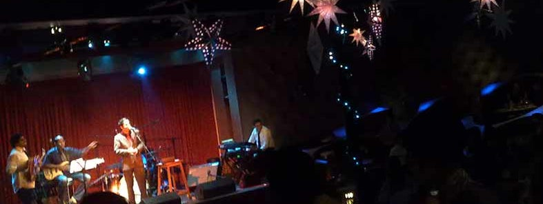 Aki Kumar at the Blue Frog by Satish Krishnamurthy