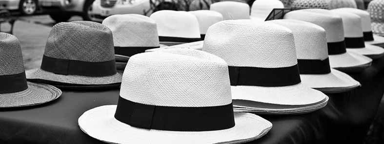 Panama hats by Dennis Tang