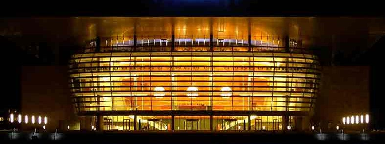 Copenhagen Opera House by Chad K