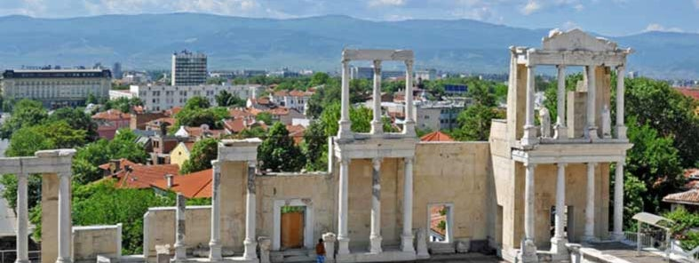 Bulgaria-0785 - Roman Theatre of Philippopolis by Dennis Jarvis