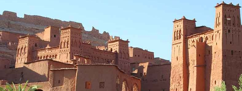 Kasbah Aït Benhaddou by Hydroxy