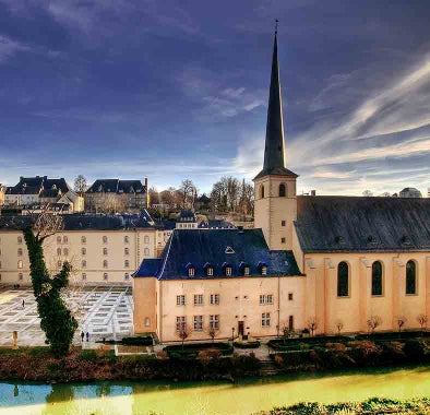 Top things to do in Luxembourg City