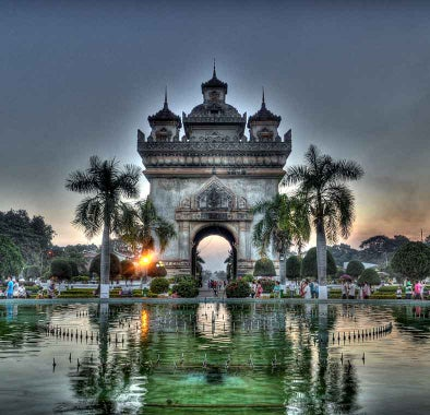 Top things to do in Vientiane