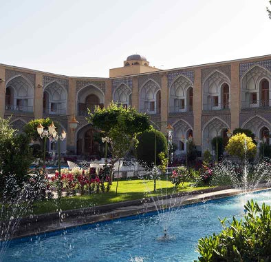 Best places to stay in Iran