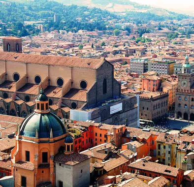 Top things to do in Bologna
