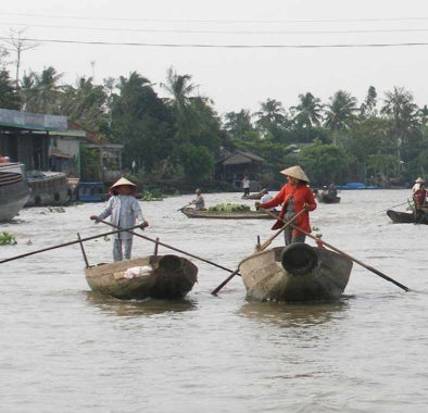 Top things to do in the Mekong Delta