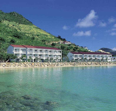 Best places to stay in Sint Maarten