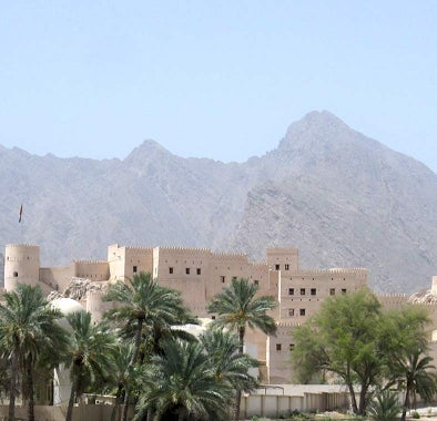 Top things to do in Oman