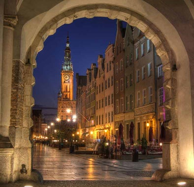 Top things to do in Gdańsk