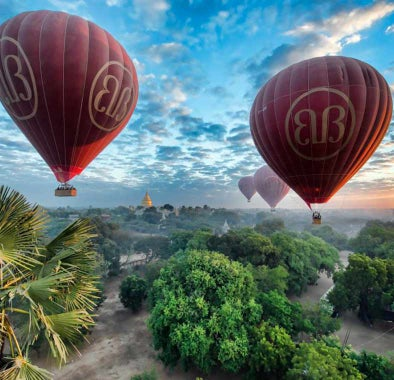 Top things to do in Myanmar