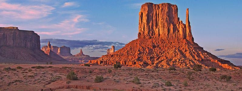 Monument Valley by John Fowler