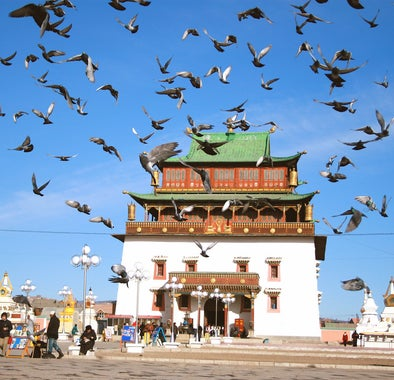 Top things to do in Ulaanbaatar