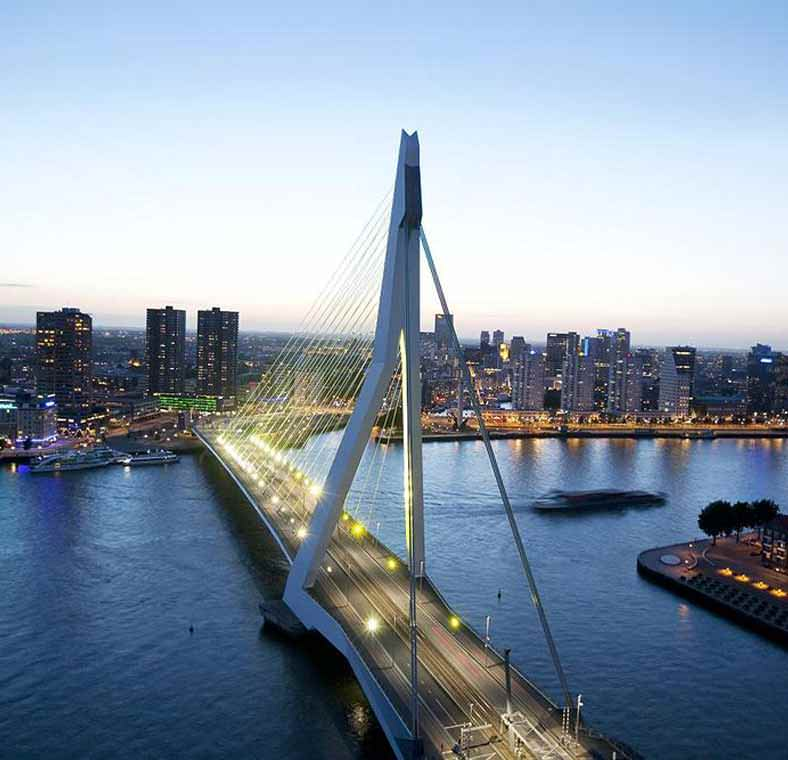Best places to stay in the Netherlands