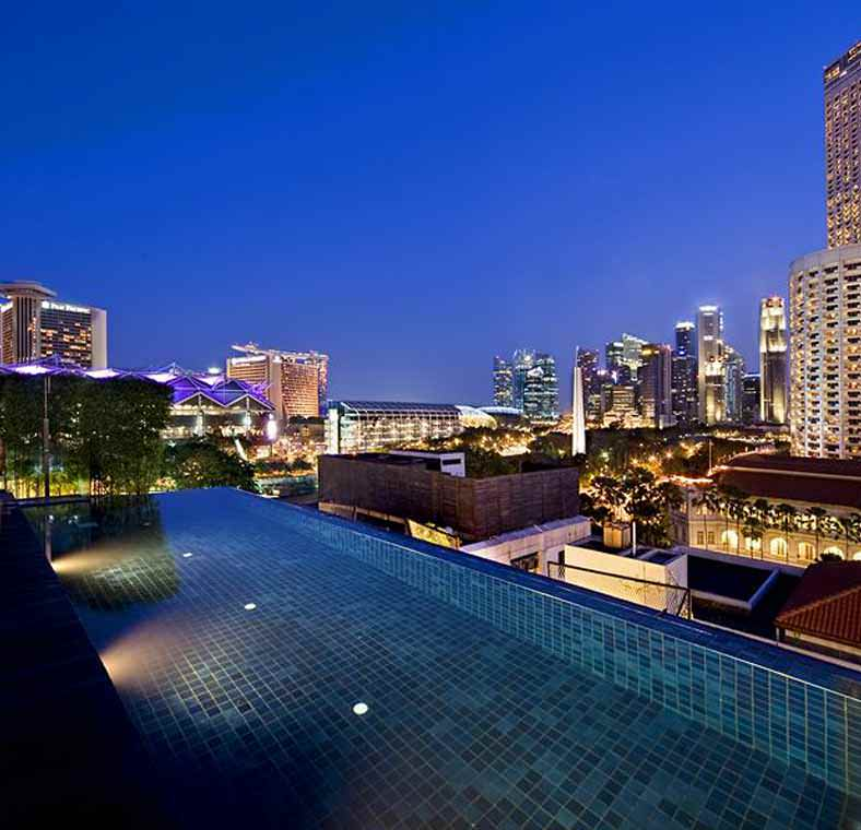Best places to stay in Singapore City