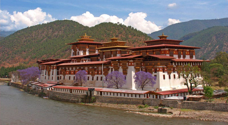 Top things to do in Bhutan