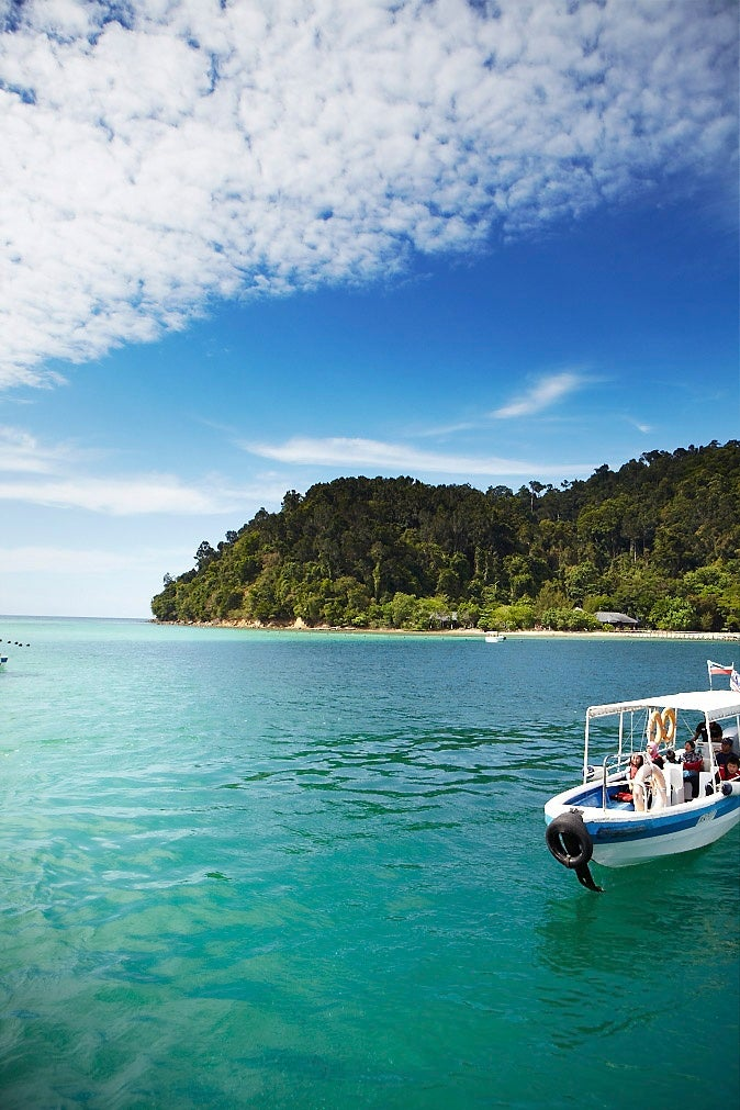 Sabah - Lonely Planet